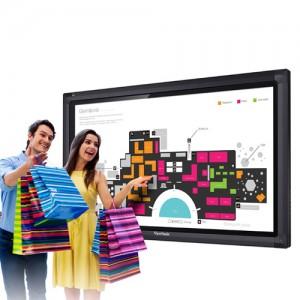 Интерактивная доска ViewSonic CDE8451-TL