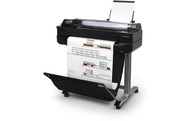HP DesignJet T520 ePrinter 610 мм2