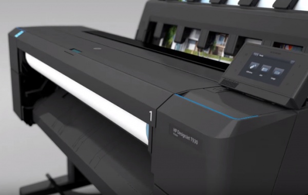 НР Designjet T930 — увеличенная производительность и безопасность