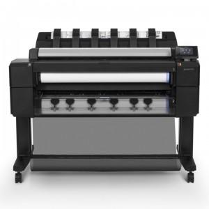 Плоттер HP DesignJet T2530 еMultifunction Printer