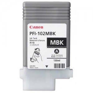 Картридж Canon PFI-102 Matte Black