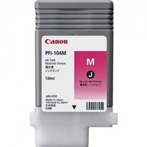 Картридж Canon PFI-104 Magenta