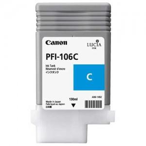 Картридж Canon PFI-106 Cyan