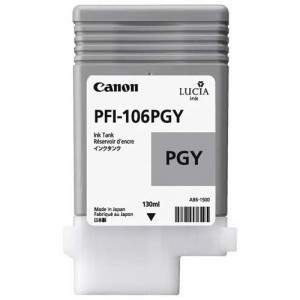 Картридж Canon PFI-106 Photo Grey
