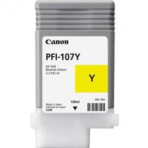 Картридж Canon PFI-107 Yellow