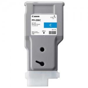 Картридж Canon PFI-206 Cyan