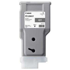 Картридж Canon PFI-206 Grey