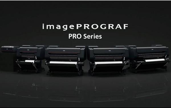 Анонс линейки Canon imagePROGRAF PRO