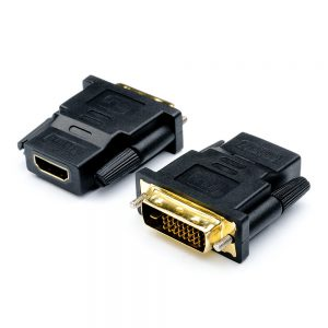 Переходник DVI (DVI-D/HDMI)