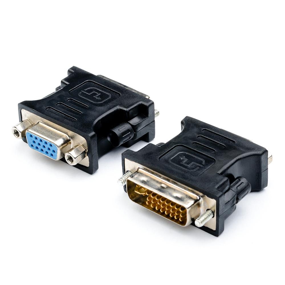 Переходник DVI-I (DVI-I/VGA)