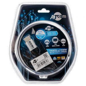 Кабель HDMI 1 м (HIGH SPEED)