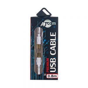Кабель USB 0.8 м (Am/Bm)